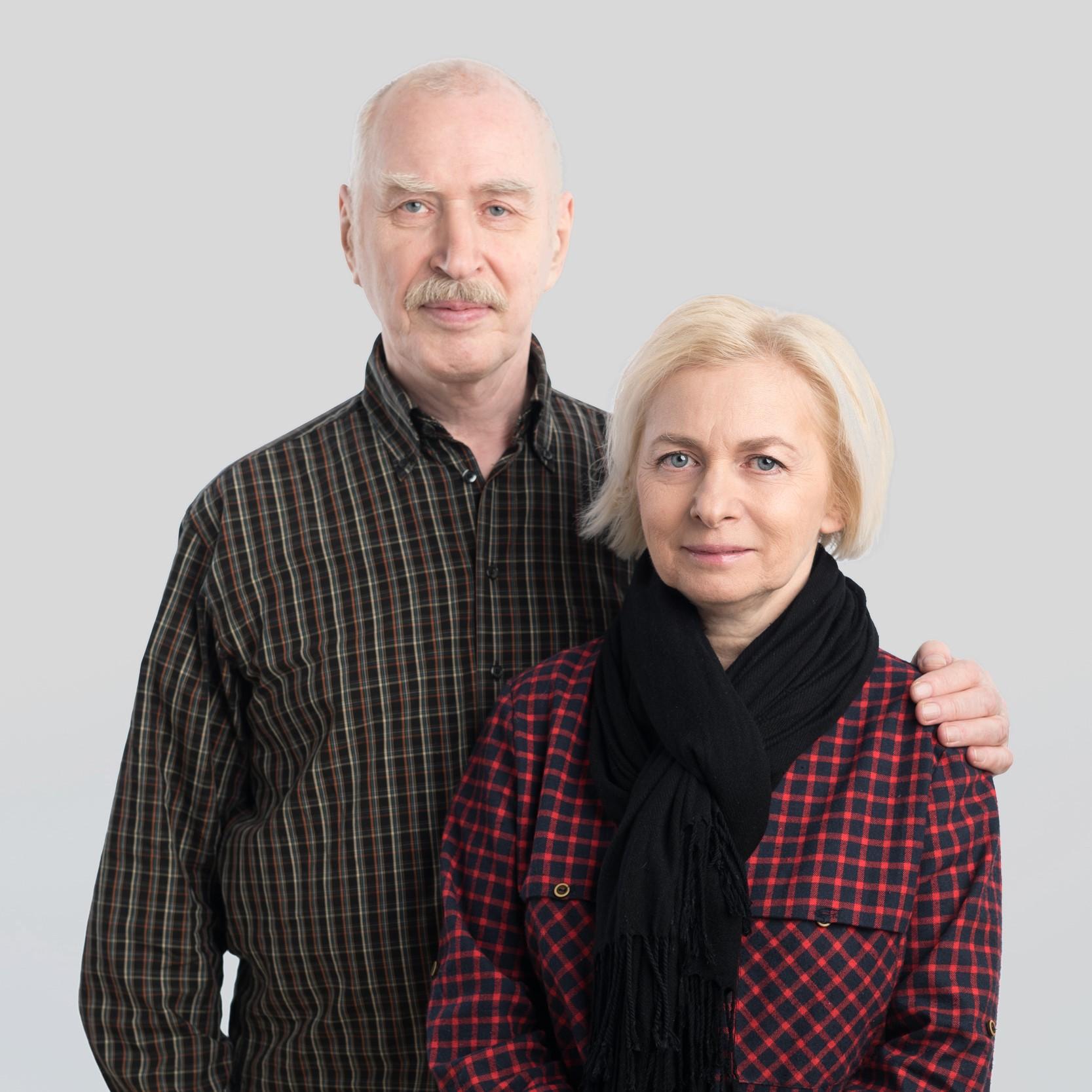 Olga Subbotina and Mikhail Pavlukevich